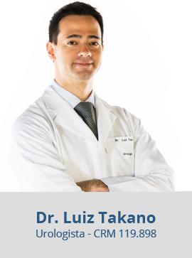 Dr. Luiz Takano - Especialista em Cirurgia Urológica Robótica