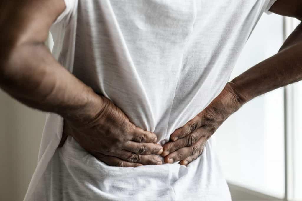 Sinais do câncer de próstata em estágio avançado