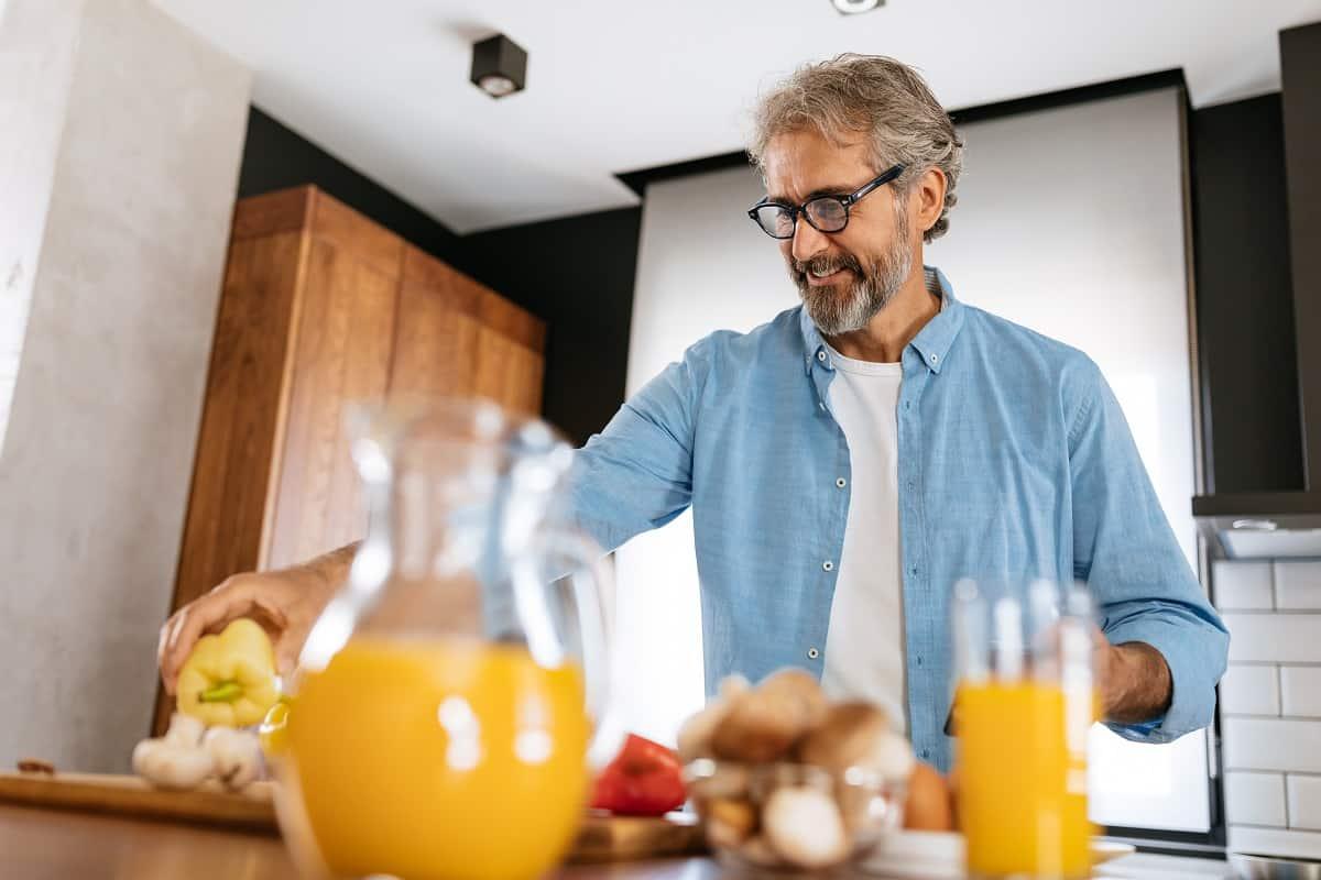 Alimentação saudável é importante contra o câncer de próstata