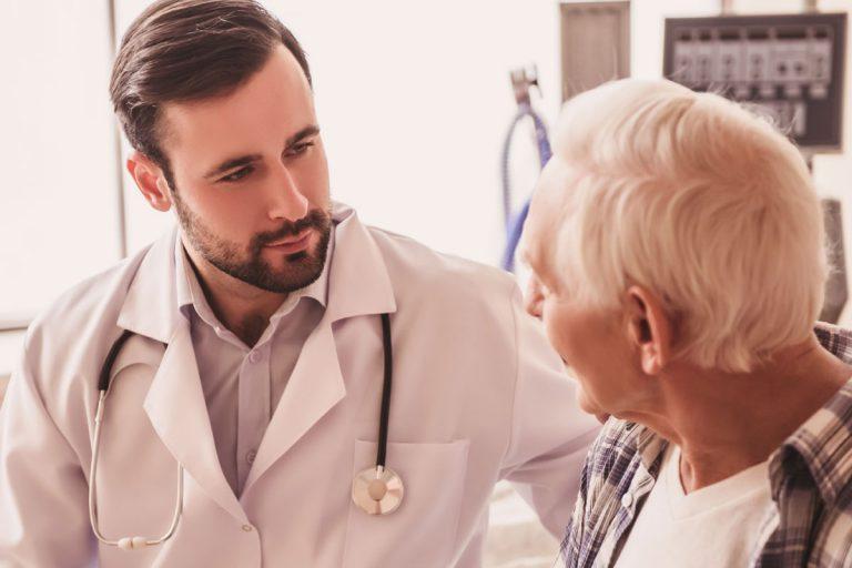 Exames do rastreamento de prostata