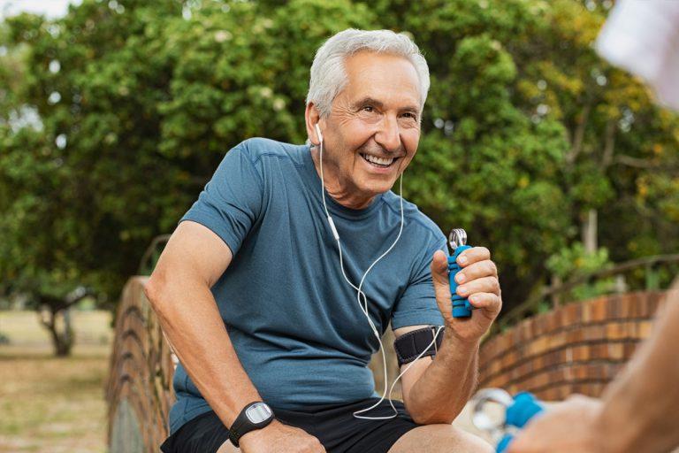 exercícios físicos aliviam sintomas do tratamento de câncer de próstata